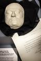 Dödsmask i utställningen Dödens teater - Livrustkammaren - 100943.tif