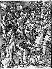 Arrestation de Jésus