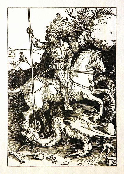 Datei:Dürer St. Georg.JPG