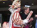 Düsseldorf, Karneval 2012, Prinzenpaar beim Traumkino (3).jpg