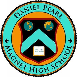 Daniel Pearl Magnet High School Public magnet school