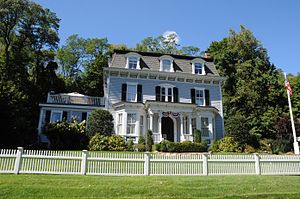 Dr. E. G. Roy House - Image: DR. E.G. ROY HOUSE, SADDLE RIVER, BERGEN COUNTY