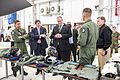 DSD and and UK Minister of State for Defense Procurement visits the VFMAT-501. 160414-D-LN567-020.jpg