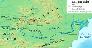 Domitian's Dacian War