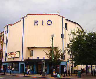 Dalston - The Dalston Rio Cinema