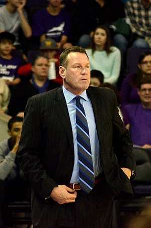 Dan Majerle - Majerle in 2015 as Grand Canyon head coach