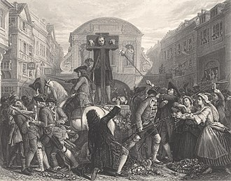 Pillory - Wikipedia | Historical fiction authors, Medieval