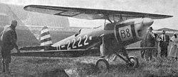 Darmstadt D 22 L'Aerophile September 1932.jpg