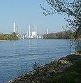 Das Grosskraftwerk Mannheim (GKM) ist ein aus fünf aktiven Blöcken bestehendes Steinkohlekraftwerk. - panoramio.jpg
