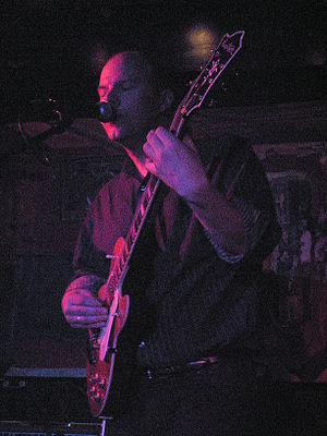 David Grubbs - Grubbs solo in 2009.