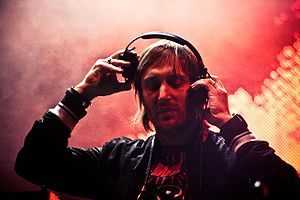 David Guetta - Guetta on the One Love Tour, March 2010.