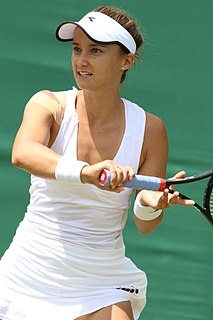 Lauren Davis American professional tennis player
