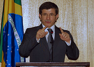 Prof. Dr. Ahmet Davutoglu, Minister of Foreign...