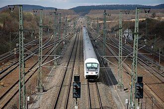 Mannheim–Stuttgart high-speed railway - Image: Db bimdzf 269 xxx 04