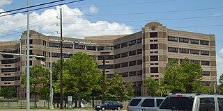 Michael E. DeBakey Veterans Affairs Medical Center in Houston Hospital in Texas, United States