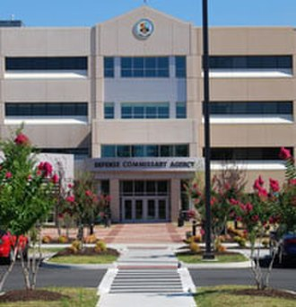 Defense Commissary Agency - DeCA Headquarters in Fort Lee