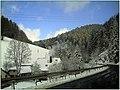 December Black Mountains Foret Noir - Master Mythos Black Forest Photography 2013 High Glotter Valley Sägendobel Pass - panoramio.jpg