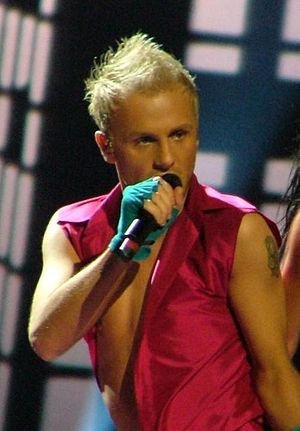 "Bosnia and Herzegovina in the Eurovision Song Contest 2016 - Deen performing ""In the Disco"" at the Eurovision Song Contest 2004"