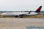 Delta Air Lines, N179DN, Boeing 767-332 ER (43672523114).jpg
