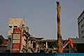 Demolition of St Mary's tower block, Manchester 3.jpg