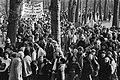 Demonstranten in het Vondelpark, Bestanddeelnr 932-5233.jpg
