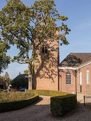 Den Ham - Image: Den Ham, de Nederlands Hervormde kerk RM19999 foto 2 2014 10 04 15.37