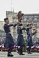 Desfile Militar Conmemorativo del CCV Aniversario del Inicio de la Independencia de México. (21463852682).jpg