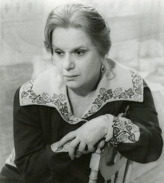Despo Diamantidou - Diamantidou in the 1970 film Promise at Dawn