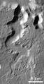 Detail 1 - Senus Vallis ESA238574.tiff
