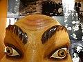 Detail of Carnival Mask - City Museum - Bellver Castle - Palma de Mallorca - Mallorca - Spain (14525014683).jpg