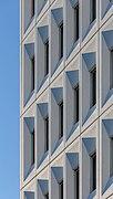Detail of Distinction Hotel facade, Christchurch, New Zealand 02.jpg