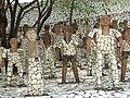 Detail of Nek Chand Fantasy Rock Garden - Chandigarh U.T. - India - 02 (26478643476).jpg