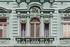 Detail of a facade at Zámecká 10, Ostrava, Czech Republic 08.jpg