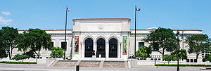 Detroit Institute of Arts - Image: Detroit Instituteofthe Arts 2010C