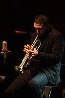 Deutsches Jazzfestival 2013 - HR BigBand - Ibrahim Maalouf - 09.JPG