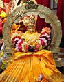 Devi Bhuvaneswari at Parashakthi Temple.jpg