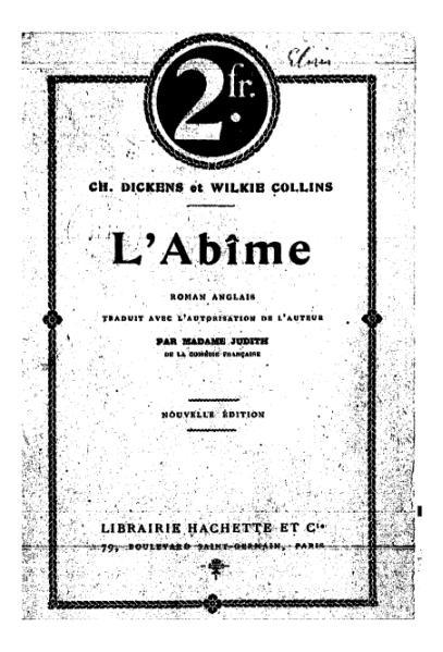 File:Dickens - L'Abîme, 1918.djvu