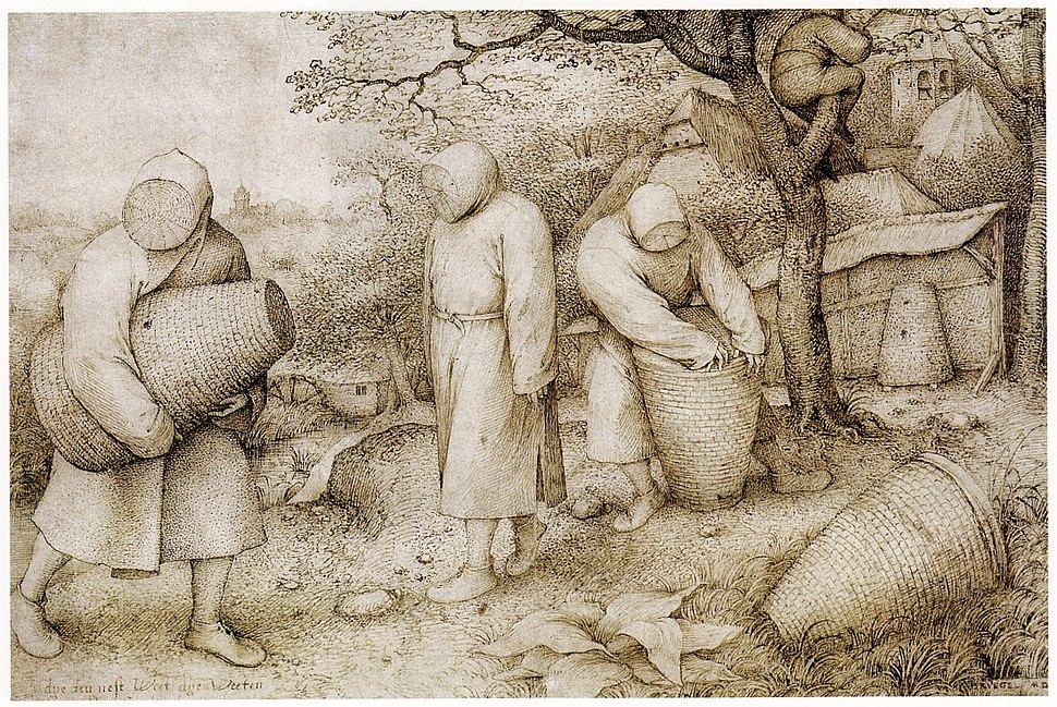 Die Bienenzüchter (Bruegel)