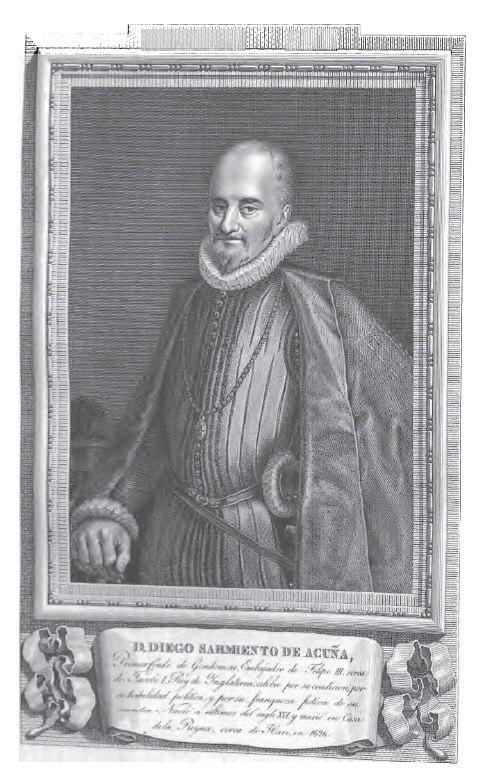 Diego Sarmiento de Acuña