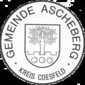 Dienstsiegel der Gemeinde Ascheberg.png