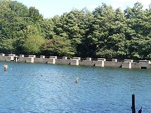 Ferdinandea (Calabria) - Giulia's dam