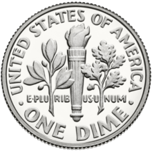 Dime United States Coin Wikipedia