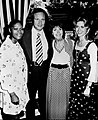 Dionne Warwick, Don Kirschner, Helen Reddy Olivia Newton-John 1974.JPG