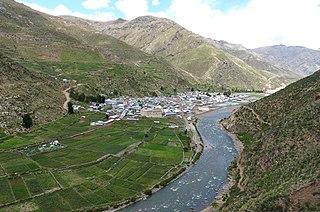 Ichuña District District in Moquegua, Peru