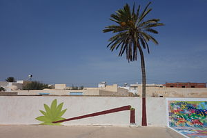 Djerbahood - Image: Djerba Er Riadh Street Art 20