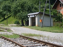 Dobravice-rail halt.jpg