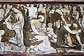 Domenico Beccafumi (disegno), Mosé fa scaturire l'acqua dalla rupe di Horeb, 1524-25, 08.JPG
