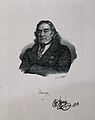 Dominique Jean, Baron Larrey. Lithograph. Wellcome V0003381.jpg