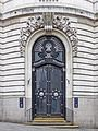 Door, National Westminster Bank, Halifax (16429999320).jpg