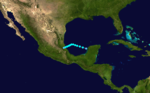 1956 Atlantic hurricane season